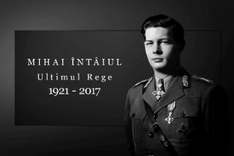 Un an de la moartea Regelui Mihai. Fostul prinţ Nicolae a ajuns primul la slujba de comemorare