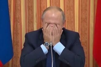 Reacția lui Putin la filmul în care președintele rus e salvat de americani. VIDEO