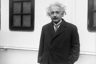 O scrisoare trimisă de Einstein președintelui Roosevelt, scosă la licitație