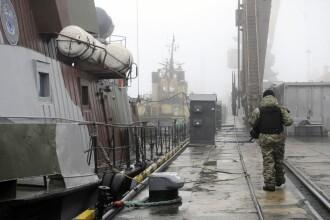 Ucraina, la un pas de război cu Rusia în Marea Neagră. Ce spune Poroşenko despre România