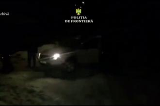 Bărbat din Maramureș rănit după ce s-ar fi aruncat în fața unei mașini de la Poliția de Frontieră