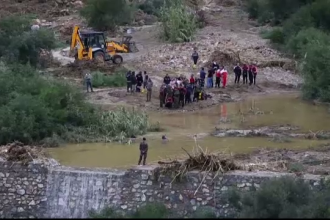 Inundațiile din Cipru au făcut cel puţin 3 victime. Avertismentul meteorologilor