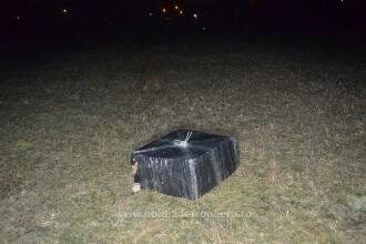 500 de pachete de ţigări, aduse cu drona în cimitir. Cine comanda aparatul de zbor