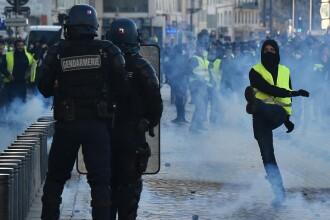 """""""Febra franceză"""" s-ar putea extinde în Europa. Ce pățesc cei care vor să devină liderii """"Vestelor Galbene"""""""