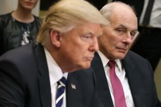 Șeful de cabinet al lui Donald Trump pleacă de la Casa Albă. Anunțul președintelui SUA