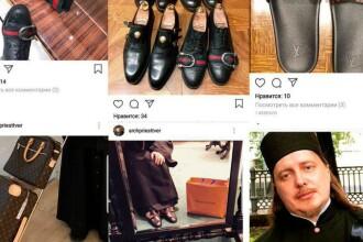 Preot, în Gucci și Vuitton pe Instagram. Reacția superiorilor