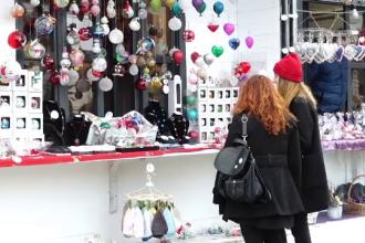 Târgul de Crăciun din Cluj, în atenția Europei. Impresiile lăsate turiștilor din Dubai și Germania