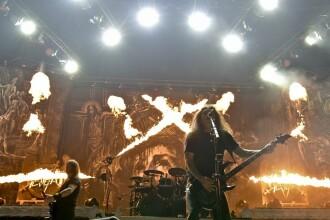 Concert Slayer la București, în 10 iulie 2019. Ultimul show al trupei în România