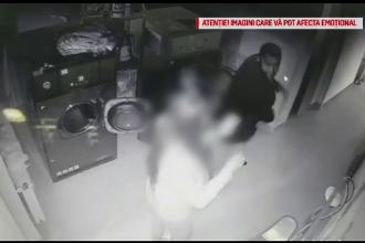 Coșmarul trăit de femeia bătută în spălătorie de fostul iubit. Bărbatul nu a fost chemat nici acum la Poliție