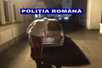 Descoperirea poliției din Galați într-un autoturism