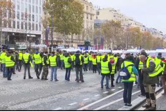 """Al șaptelea deces înregistrat ca urmare a protestelor """"vestelor galbene"""""""