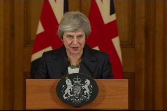 Theresa May ar putea supune din nou la vot acordul de Brexit pe 13 februarie