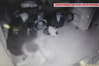 Tânărul care și-a bătut cu bestialitate iubita, audiat de polițiști după o lună