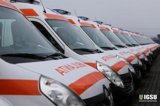 A început livrarea primului lot de ambulanţe pentru serviciile de urgenţă. Mesajul transmis de Raed Arafat
