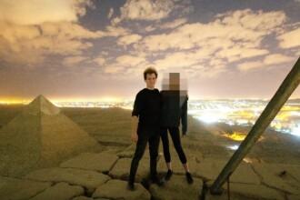 """Scandal uriaș în Egipt. """"O civilizaţie de 7.000 de ani, decor pentru o scenă sexuală"""