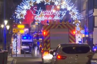 """Atacul din Strasbourg. MAE: """"Nu au fost confirmate victime de cetățenie română"""""""