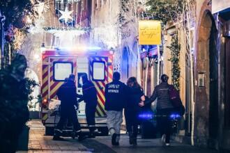 Atac armat în Strasbourg: cel puțin 4 morţi. Atacatorul, în continuare liber. A fost deschisă o anchetă pentru terorism VIDEO