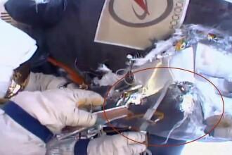 """""""Un cosmonaut rus a scos un cuțit și înjunghiat naveta"""". Scene uluitoare, filmate în spațiu. VIDEO"""