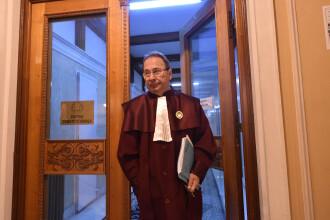 Președintele CCR explică decizia privind desemnarea premierului Ludovic Orban