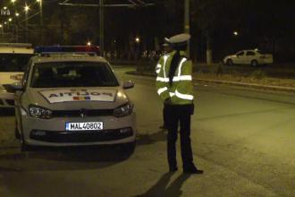 Trei minori, reținuți la Sibiu, după ce au bătut un tânăr pe stradă