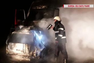 Şoferul găsit carbonizat în urma accidentului din Satu Mare, identificat. Cine este