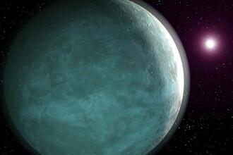 Oamenii de ştiinţă au descoperit o planetă care se dizolvă încet