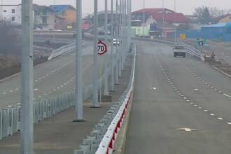În sfârșit, prima autostradă urbană din România ar putea fi dată în folosință