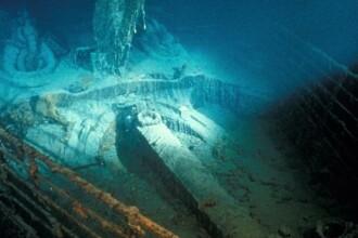 Turiștii ar putea să viziteze epava Titanicului. Cum va fi posibilă expediția
