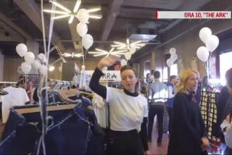 Haine şi accesorii de la designeri români la preţ redus, la târgul Crazy Christmas