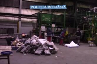 4 tone de droguri, distruse de Poliţia Română. Au fost strânse din 2003 şi până azi
