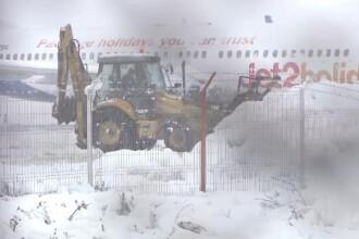 Situația zborurilor, 16 decembrie. Întârzieri pe Aeroportul Otopeni