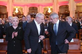 Dragnea anunță candidat comun PSD-ALDE la prezidențiale, dar nu și cine va fi