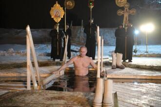 Țara în care calendarul cu Putin este mai popular decât pozele cu vedete locale