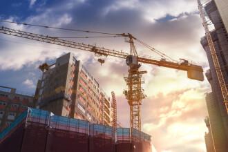 Construcțiile din România, cea mai mare creștere din UE. Avertismentul economiștilor