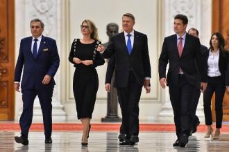 """Gorghiu, despre acuzarea lui Iohannis de înaltă trădare: """"Mi se pare o diversiune"""""""