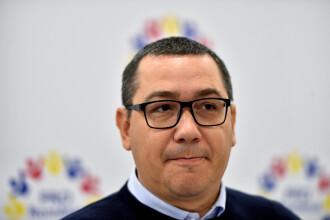 Ponta: Trebuie să gestionăm bugetul UE, dar nu suntem în stare să-l facem pe al nostru