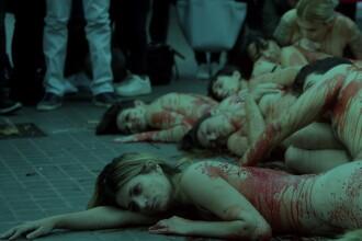 Imagini șocante în Barcelona. Scenele la care au asistat turiștii. FOTO