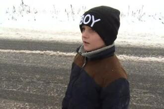 Județele unde școlile vor fi închise marți din cauza avariilor provocate de ninsori