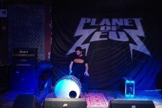 Încă o trupă anunțată la SoundArt Festival 2019: Planet of Zeus, stoner rock din Grecia