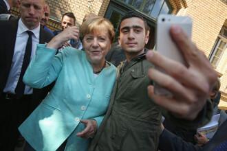 Soarta tristă a refugiatului care și-a făcut selfie cu Merkel. Ce face acum în Berlin