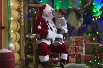 Cum au încercat elevii să se convingă că sunt vizitați de adevăratul Moș Crăciun