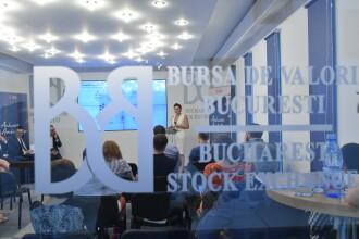 Scăderea Bursei de la Bucureşti a depăşit 10%. Bănci şi companii din energie, pe roşu