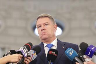 """Klaus Iohannis atacă din nou Guvernul: """"Aruncă în haos economia. Va face viaţa românilor mai scumpă"""""""