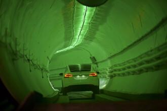 Tunelul care va revoluţiona transportul urban. Mașinile vor circula pe sub pământ