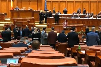 Când se va vota bugetul pe 2019 în parlament. Planul coaliţiei PSD-ALDE