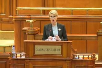 Turcan, în Parlament: Mi se pare devastator să avem un premier subiect de bancuri pe WhatsApp