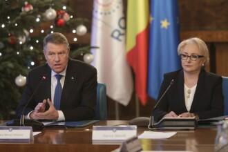 """Iohannis, la ședința de Guvern: """"Nu putem să ne permitem să nu colaborăm"""""""