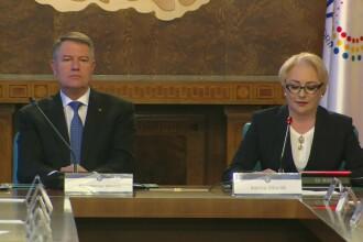PSD vrea să schimbe trei miniștri. Dăncilă i-a trimis propunerile lui Iohannis