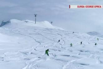 """Nemulțumirile turiștilor care au ajuns la munte în Sinaia. """"Este păcat"""""""