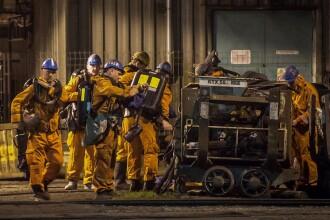Explozie într-o mină din Cehia, la 880 de metri adâncime. 13 morți și 10 răniți